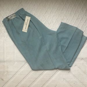 Alfred Dunner suede-feel pull-on trousers